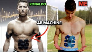 Testing EVERY Weird Product that Footballers have Advertised