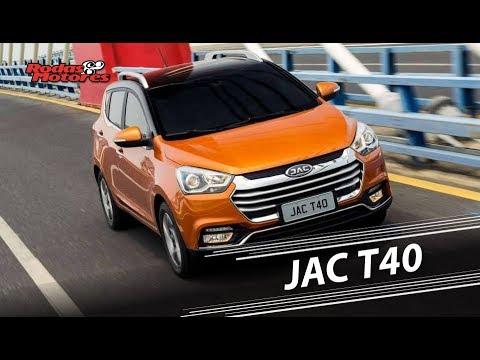 """Jac T40: o """"made""""in china - Rodas & Motores"""