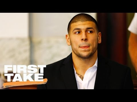 Aaron Hernandez: ESPN's Stephen A. Smith Has No Sympathy For Him | First Take | April 19, 2017