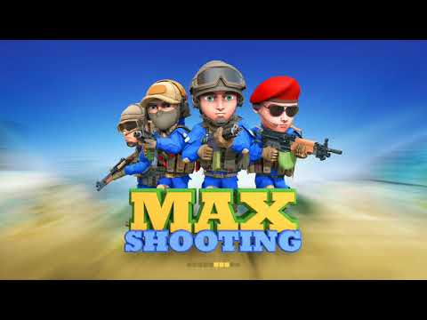 Max Shooting [Android/iOS] Gameplay ( multiplayer shooting)