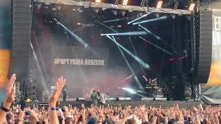 Apoptygma Berzerk - Until the end of the World - August 11, 2018 - M'era Luna, Hildesheim, Germany
