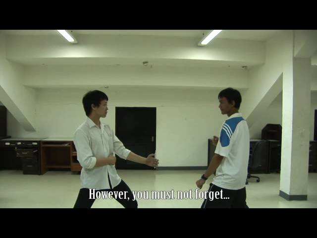How to Shoryuken in real fight!!