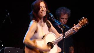 Ani DiFranco - Present / Infant (live in Anaheim)