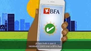 BFA App – Como Instalar