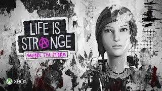 LIFE IS STRANGE: BEFORE THE STORM - Trailer [Analyse, Artwork Images, Theories, Breakdown]