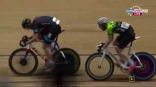 Трековый велоспорт. Revolution Series. Манчестер. 2015
