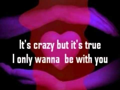 I ONLY WANT TO BE WITH YOU- Vonda Shepard (lyrics)
