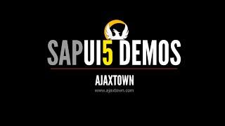 SAPUI5 - oData Operations (Create/Update/Delete) - Part 1