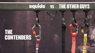 Squids 3100F(x) Tool Lanyard Single Carabiner – 10lbs