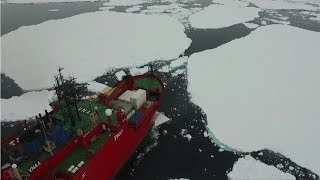 Cold war chill settles over Antarctica