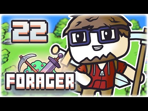 Finale! | Part 22 | Let's Play: Forager | PC Forager Gameplay HD