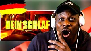 AMERICAN REACTS To GERMAN RAP | Nimo   KEIN SCHLAF Feat. Hava (prod. Von PzY)