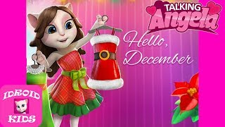 My Talking Angela Gameplay Level 677 - Great Makeover #473 - Best Games For Kids