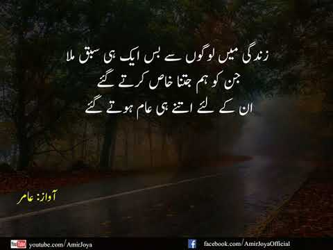 Most Heart Touching Islamic Quotes In Urdu About Love And Life Urdu
