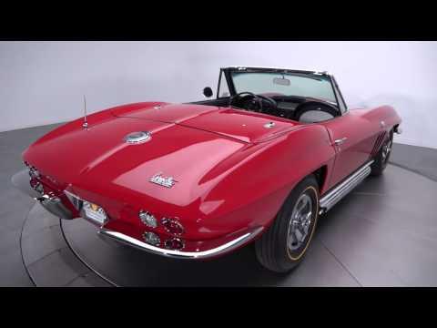 Video of '66 Corvette Stingray - LTA2