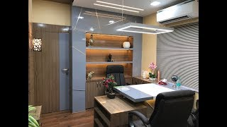 Best Office Design & Decoration 2019   Latest Office Design Ideas  Interior Jagat