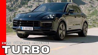 2018 Porsche Cayenne Turbo | Kholo.pk