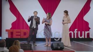 Mind Games | The Clairvoyants | TEDxKlagenfurt