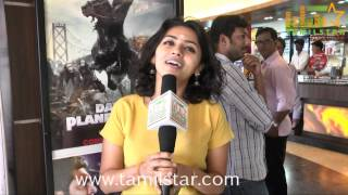 Singer Malavika at Puthiyathor Ulagam Seivom Audio Launch