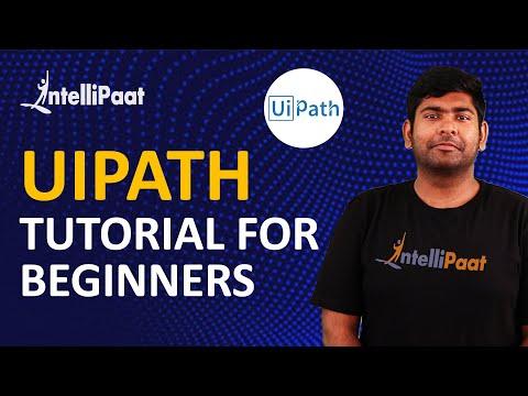 UiPath Tutorials | UiPath Certification | UiPath Training | Intellipaat ...