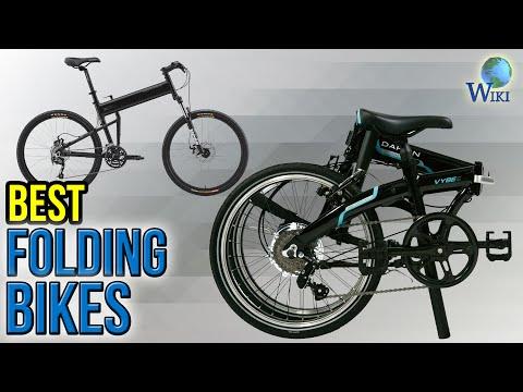 10 Best Folding Bikes 2017
