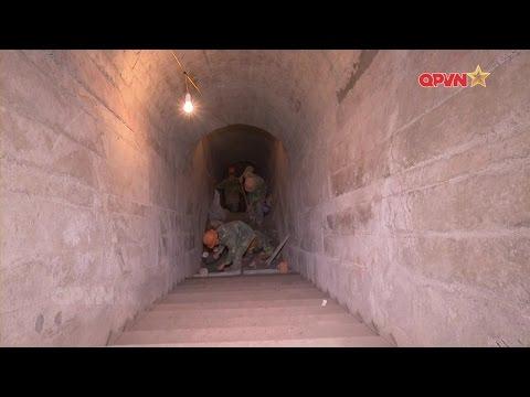 Hé lộ những công trình ngầm phòng thủ biên giới của Việt Nam