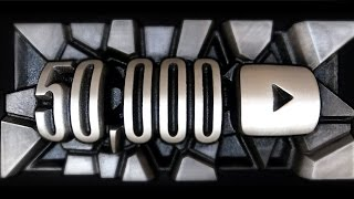 Casting the 50K YouTube Subscriber Plaque   Process - Video Youtube