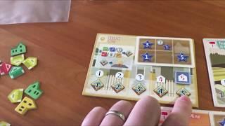 Board Game Reviews Ep #28: YOKOHAMA