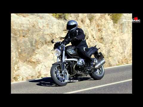 BMW Motorrad R1200R & R1200R Classic  Debut ! BMW、新型R1200RおよびR1200R Classic発表