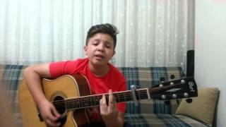 Model - Değmesin Ellerimiz (Yiğithan Urlu) Akustik Gitar Cover