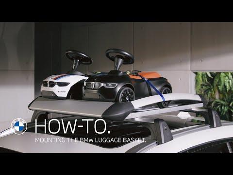 Musique publicité  BMW Comment monter le panier à bagages BMW |  Pub BMW Comment faire 2021   Juillet 2021