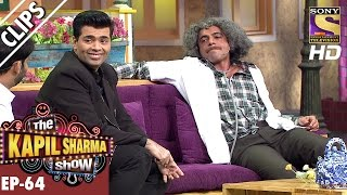 Dr Mushoor Gulati Meets Karan Johar  The Kapil Sharma Show – 3rd Dec 2016