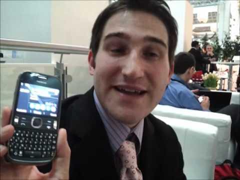Nokia Asha 303: anteprima video Nokia Asha 303