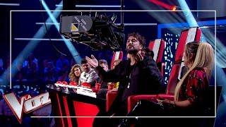 "Antonio Orozco Presenta A Su ""novia"" | Momentazo | La Voz Antena 3 2019"