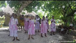 the best welcome ever - rah island, vanuatu