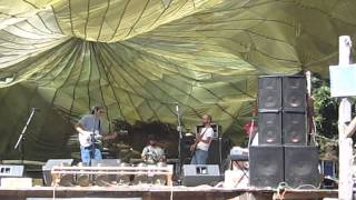 "Jeff Martinson & friends - ""Stone River"" - Sunday morning at Stone River Music Festival 2013"