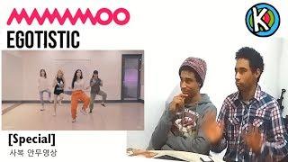 mamamoo egotistic dance practice reaction - Thủ thuật máy