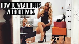 HOLY GRAIL HEEL HACKS / YOULL NEVER BE IN PAIN AGAIN!