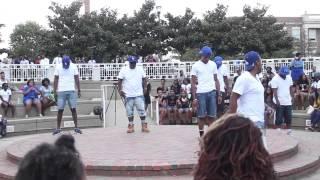 Yard Show (Phi Beta Sigma - Zeta Alpha Chapter)