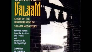Valaam Monastery Choir - Chants from Valaam (Full Album)