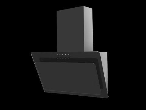 Вытяжка EXITEQ EX-1025 black