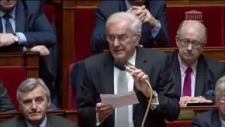 Mouvement des chirurgiens-dentistes question posé par le député Jean-Claude Mathis