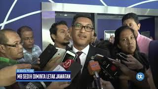 MBPerak Sedih Diminta Letak Jawatan