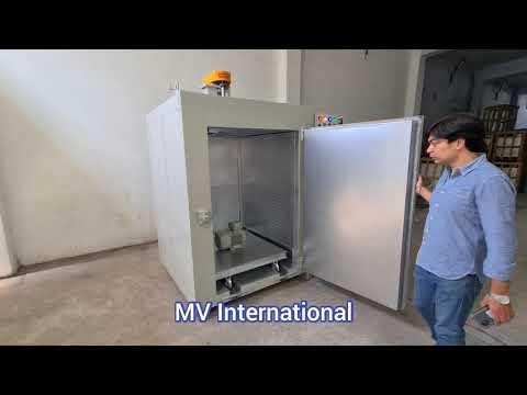 Armature Stator Varnish Baking Oven