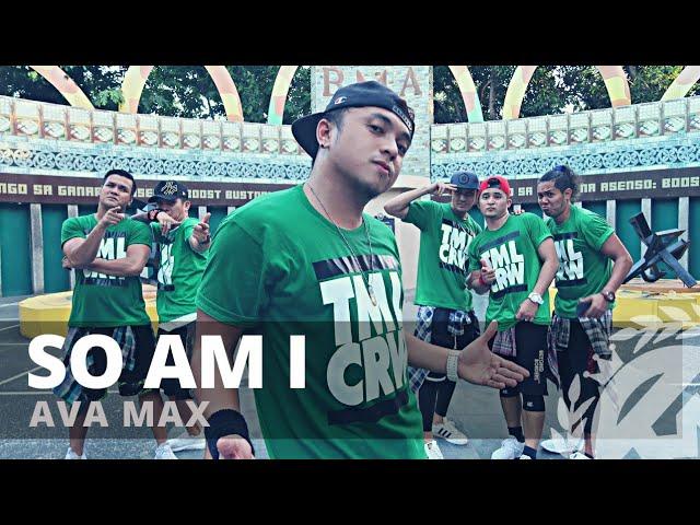 SO AM I by Ava Max   Zumba   Pop   TML Crew Toto Tayag