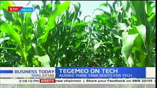 Tegemeo Institute says technology adoption in agriculture is low