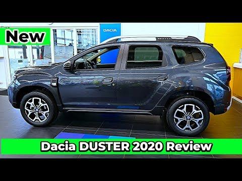 New Dacia DUSTER 2020 Review Interior Exterior