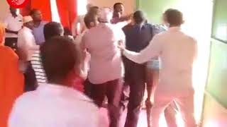 Cat and dog fight at Wajir County Assembly, but why!