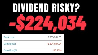 How To Invest For Retirement? Is Dividend Stocks Investing Risky?