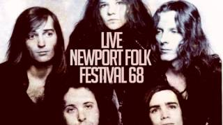 Coo Coo & Piece Of My Heart(Repise) - Big Brother & The Holding Co. Live Newpot Folk Festival 68